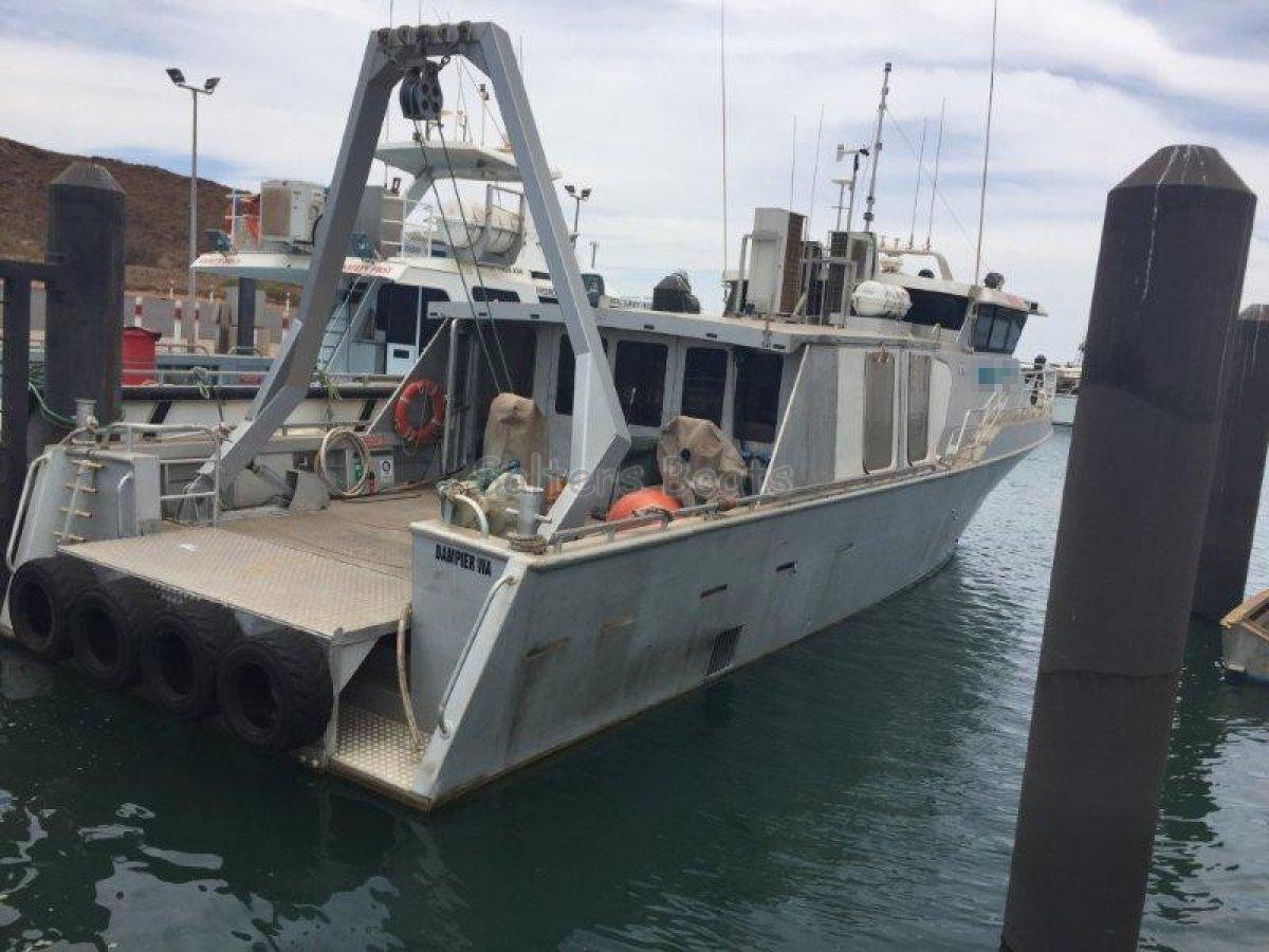 Millman 18.3m (60') Commercial Workboat