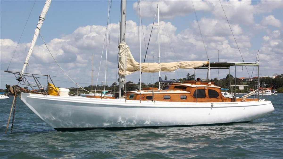 Classic 36 Timber Sloop Cotton Tail
