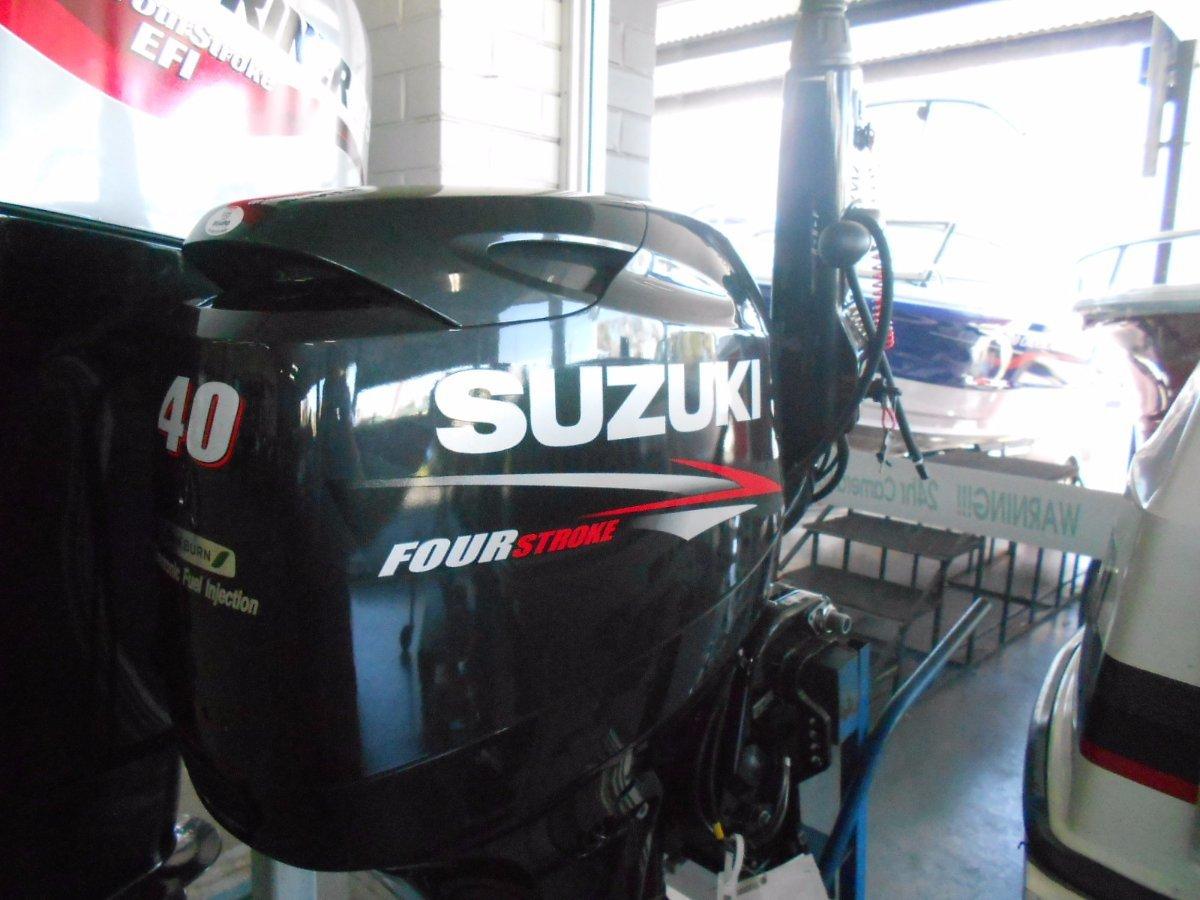 Suzuki 40hp 4 stroke tiller handle
