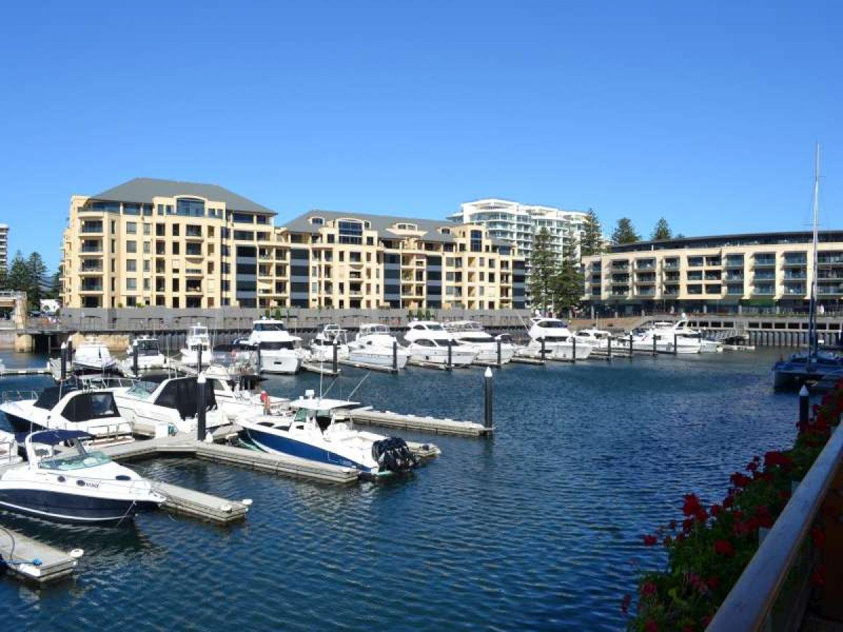 Marina berth 304/4 Holdfast Promenade, GLENELG SA 5045