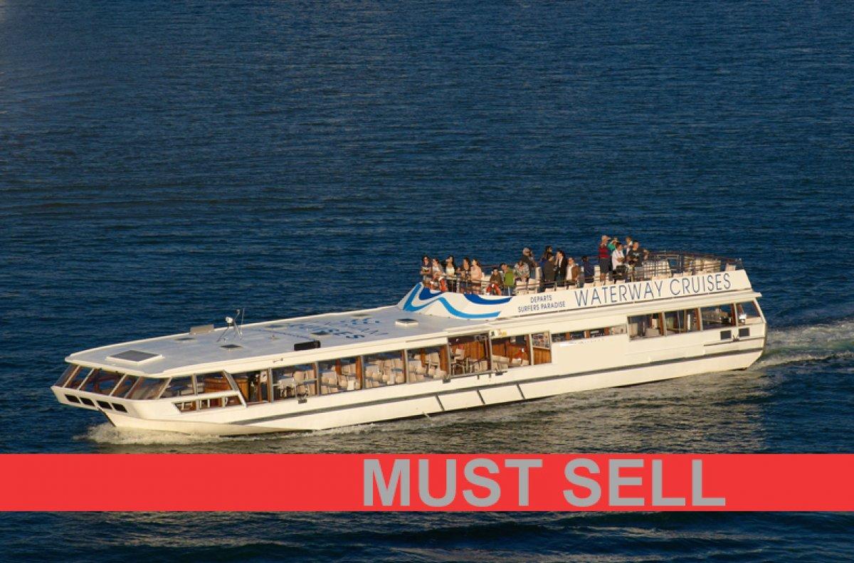 European Style 27m Canal Cruiser