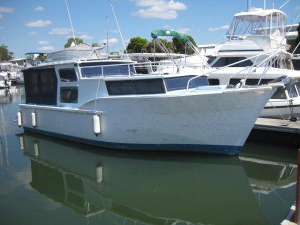Bay Cruiser Custom 30