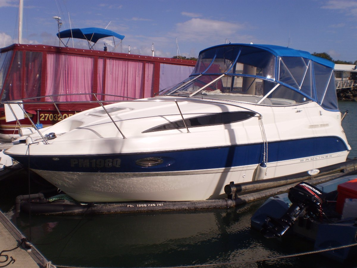 Bayliner 275 Sports Cruiser Owner wants offers