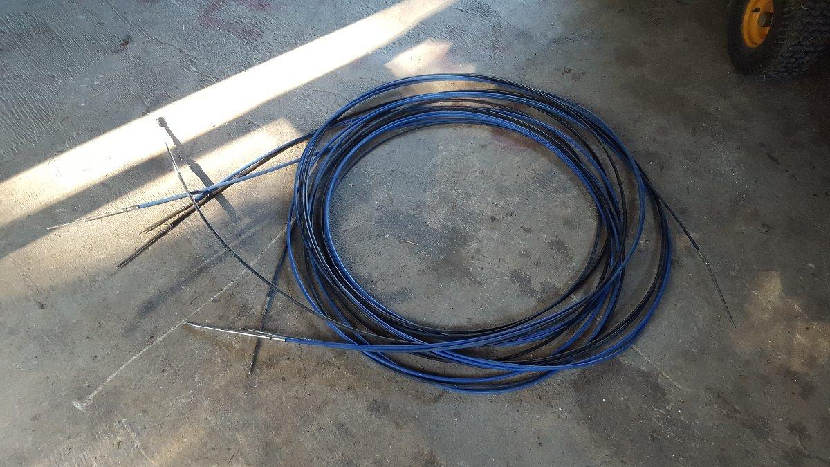 Throttle Morse cables