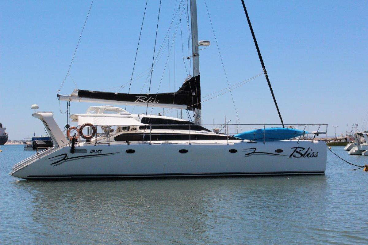 Grainger Custom 50 Catamaran