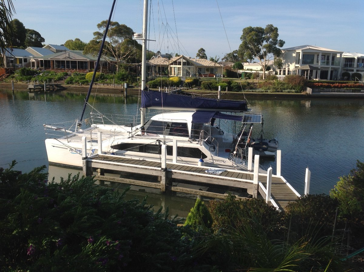 Seawind 1000 XL Fully optioned. Best XL value on the market.:Sitting at its new home in the Gippsland Lakes