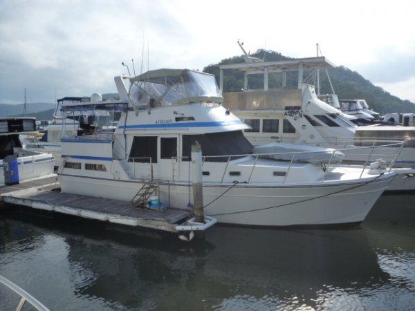 Offshore 38 Aft Cabin Cruiser
