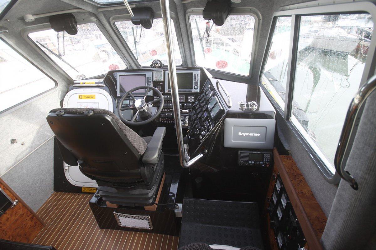 Safehaven Interceptor 48 Pilot