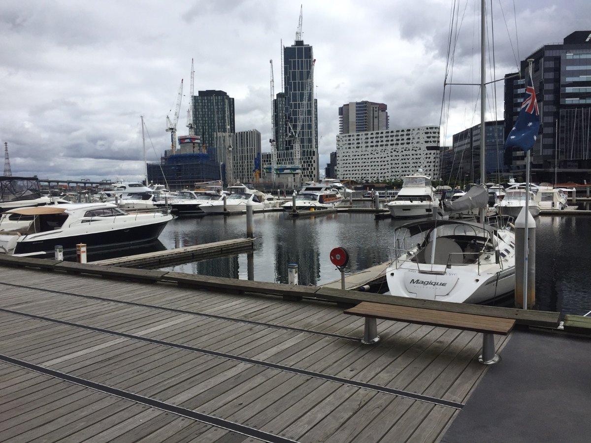 15m Berth Yarras Edge Docklands