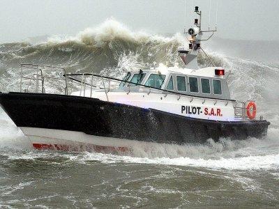 New Self Righting Interceptor 48 Pilot Boat/Sar
