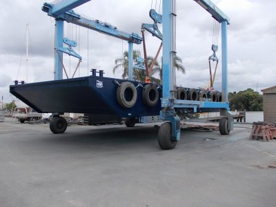 New New Build - 15m Flattop Barge For Sale