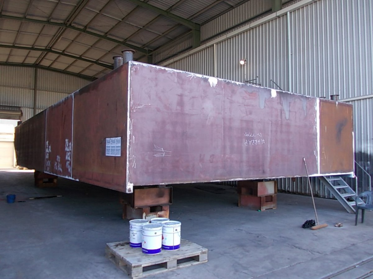 NEW BUILD - 15m Flattop Barge For Sale