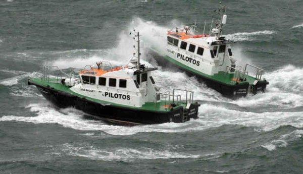 New Safehaven Interceptor 38 Pilot