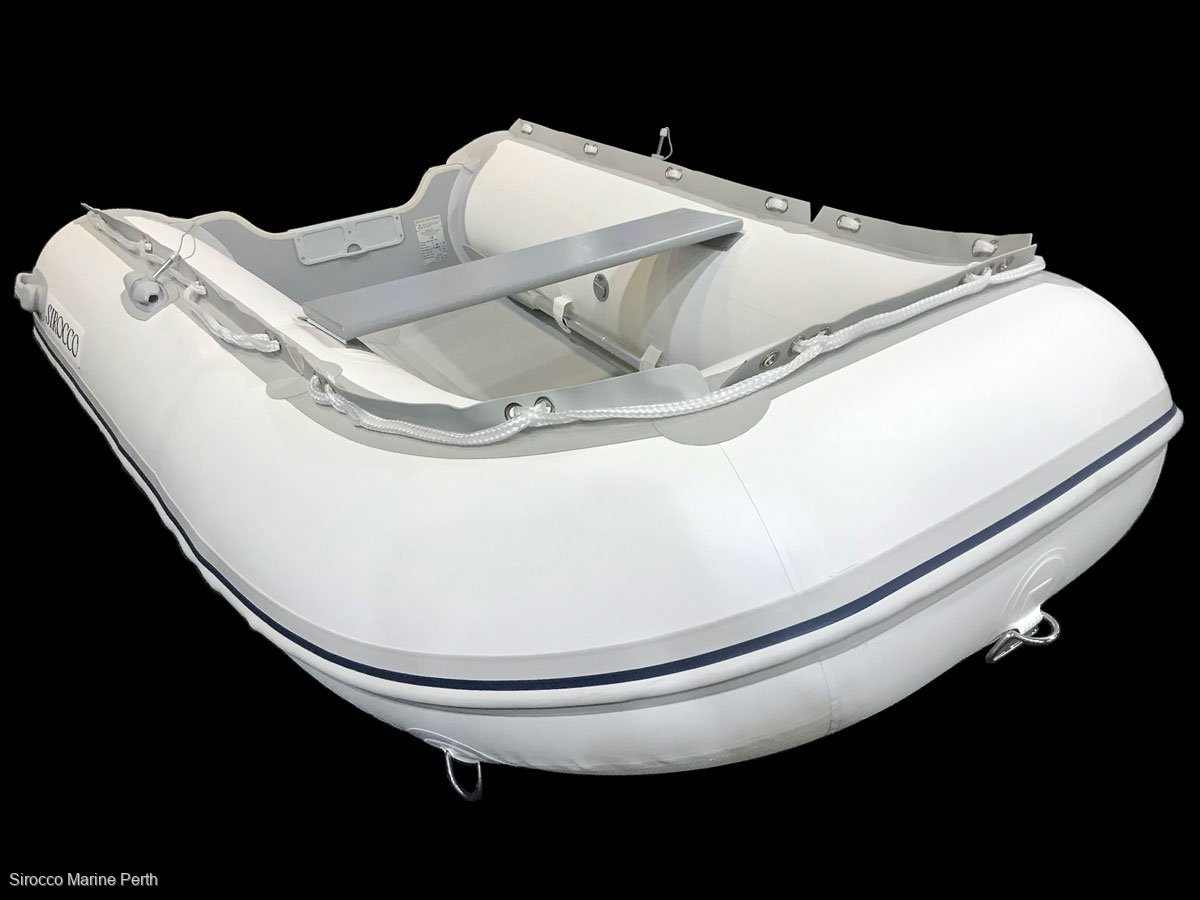 Sirocco 2.6m Air V hull Inflatable tender