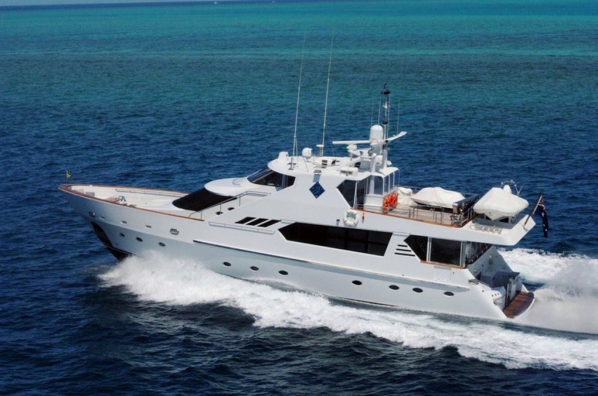 Precision Motor Yacht - Huge Price Reduction