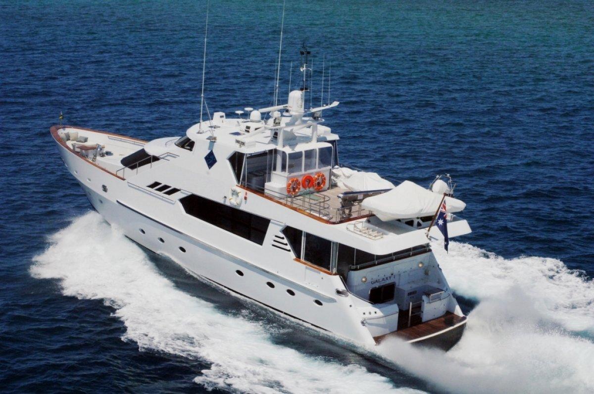 Precision Motor Yacht Custom