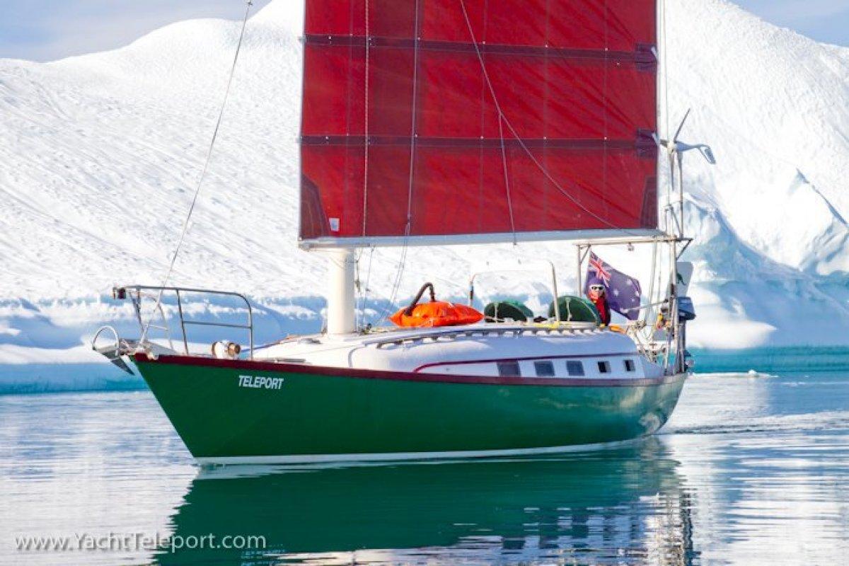 Custom North Atlantic 29:Teleport in Greenland