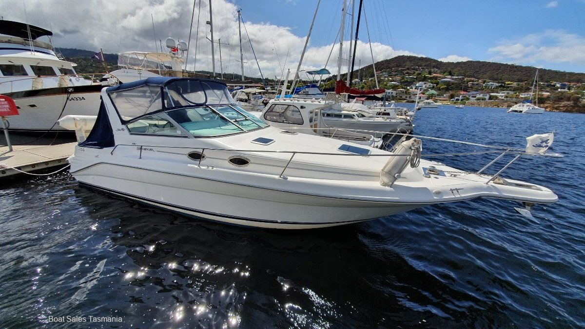 "Sea Ray 290 Sundancer ""Sea Ranger"""