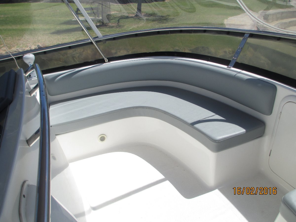 "Thomascraft 4500 Flybridge ""MASSIVE COCKPIT"""