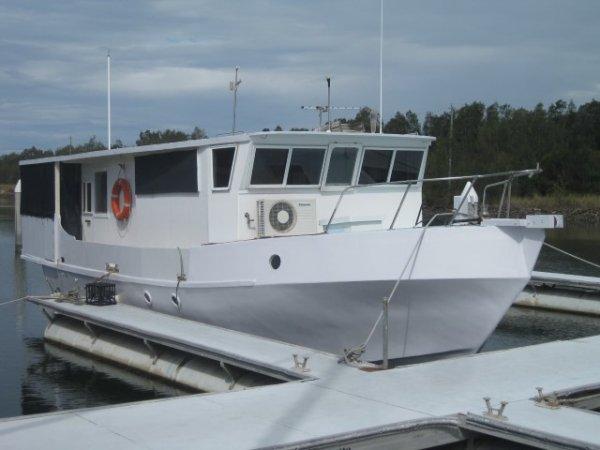 Custom 40' Trawler Style Cruiser