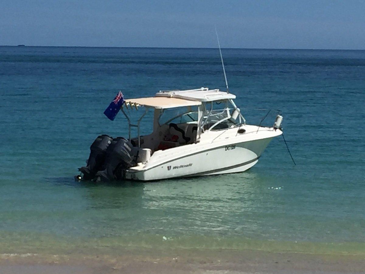 Wellcraft 252 Coastal