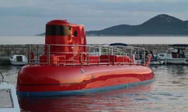 New 55 Pax Semi-Submarine