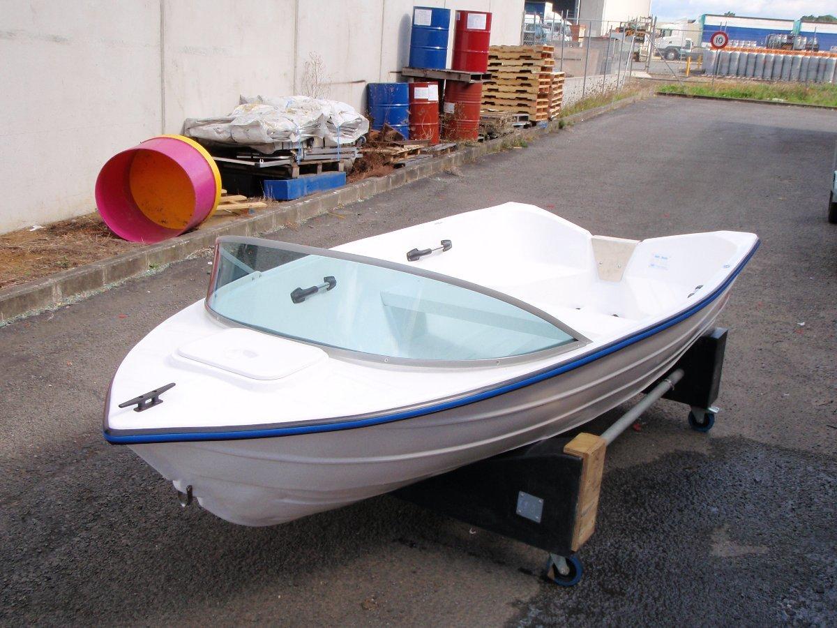 Mac Boats 340 Sport