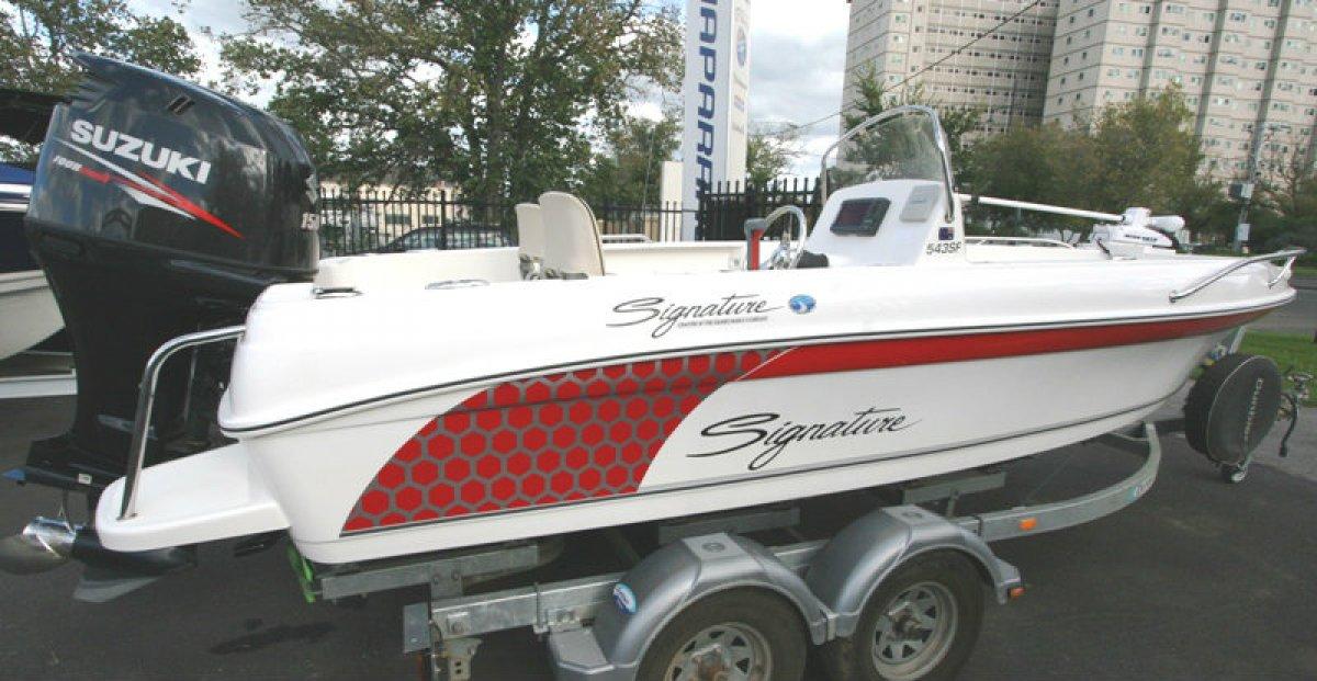 Haines Signature 543 Sports Fish