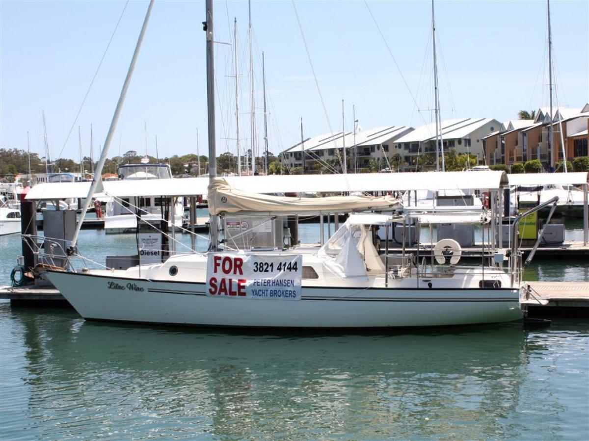 Rob Legg RL 34 Shoal Draft Sailing Yacht