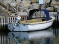 Savage Dolphin 16 Foot Fibreglass Dinghy. Registered Trailer Too.