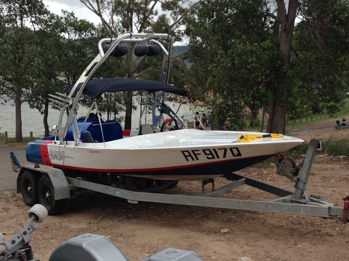 Cobra Basset Boats Jet Boat