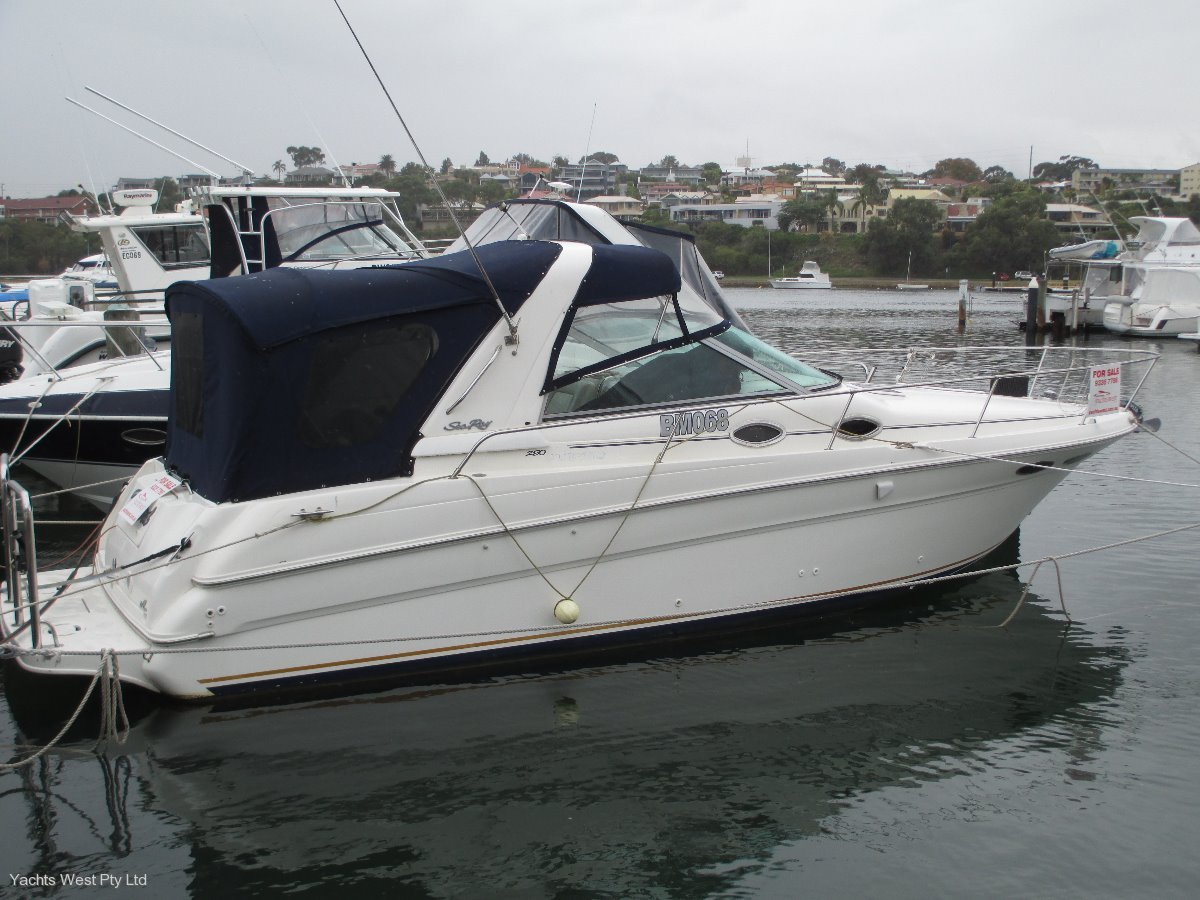 Sea Ray 290 Sundancer, Recent NEW RISERS and MANIFOLDS