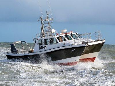 New Wildcat 40 Hydrographic