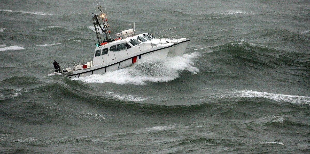Safehaven Wildcat 40 Hydrographic