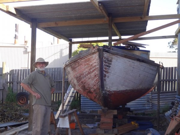 "Couta Boat ""PTERON"":Pteron"