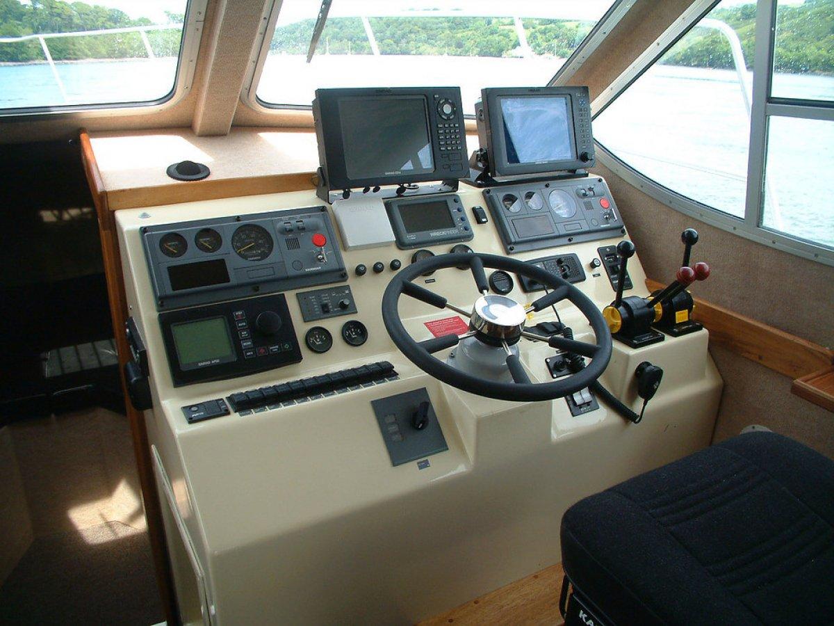 Interceptor 42 Hydrographic Survey / Research