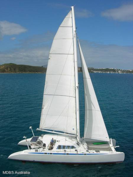60 Etincelle Performance Catamaran