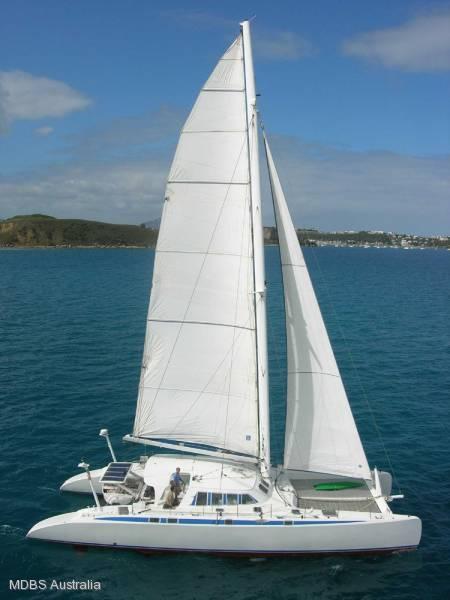 60 Etincelle Performance Catamaran