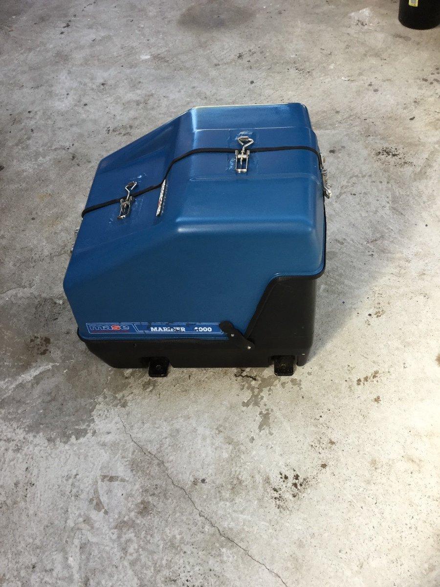 Genset. MASE 4kw compact diesel