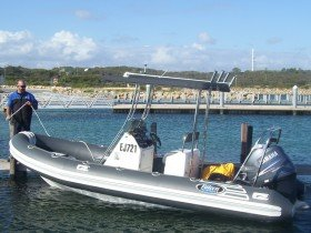 Falcon Inflatables 575 SRX NEW BOAT! 5 Shares @ $13,950 each
