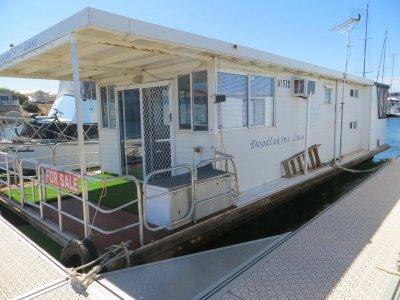 41FT Custom Houseboat