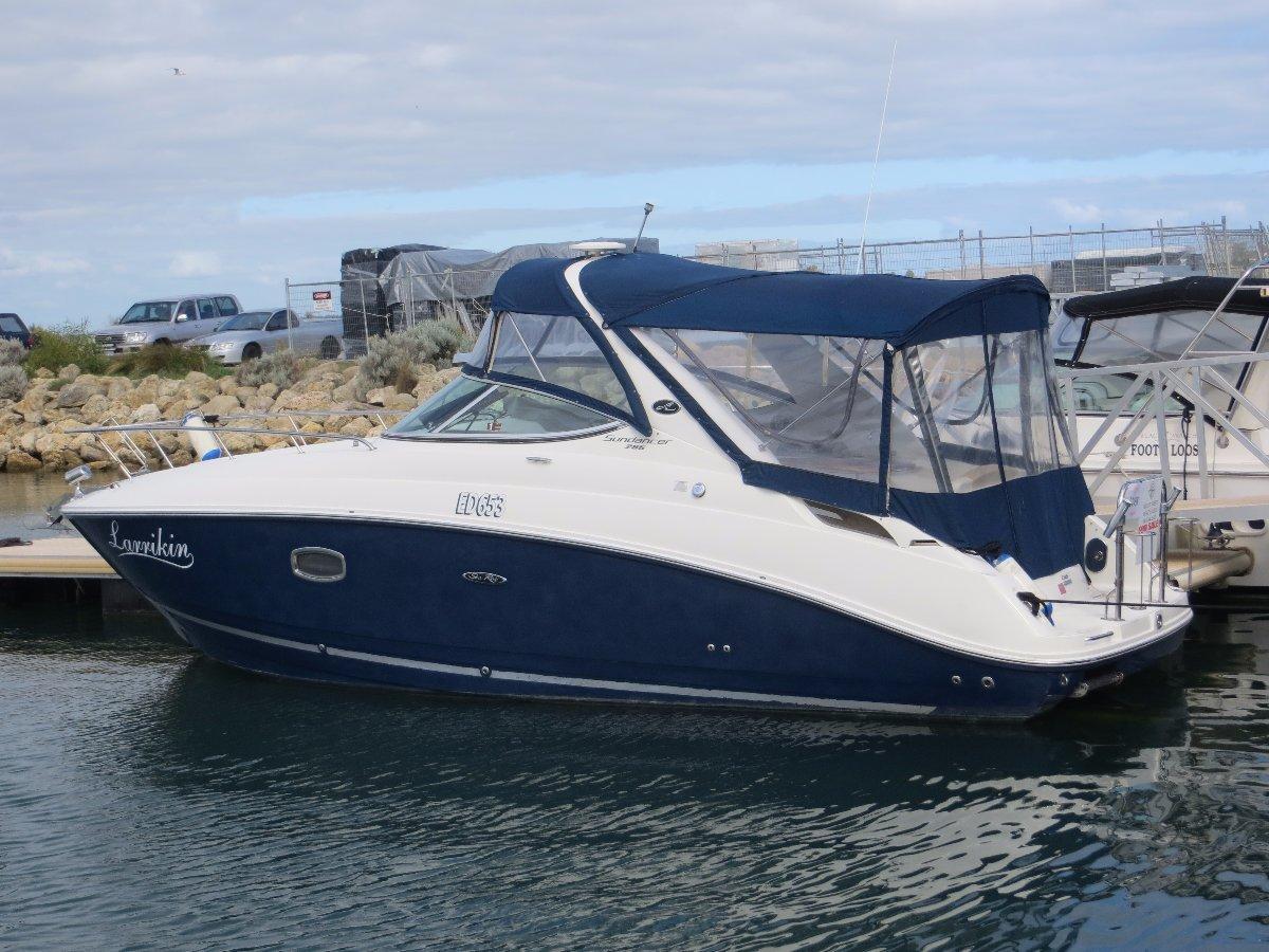 Sea Ray 280 Sundancer Diesel