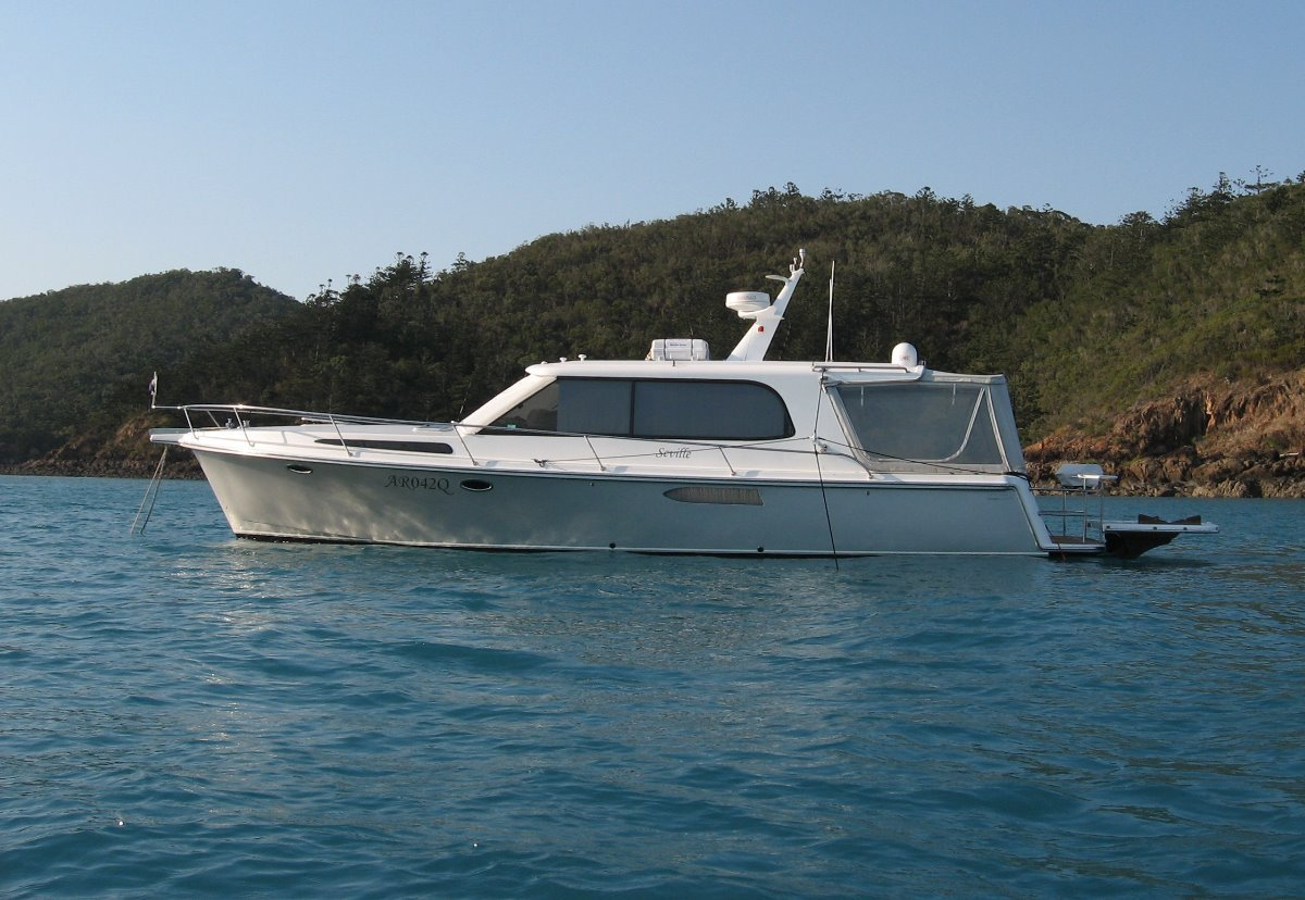 Salthouse Corsair Cabriolet 44 'Price Reduced'