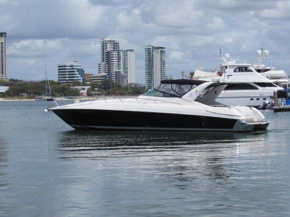 Riviera M430 Sports Cruiser Custom