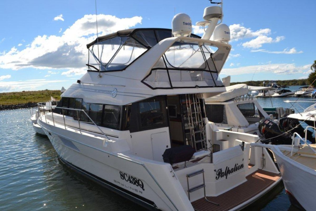 Bayliner 4388 Flybridge