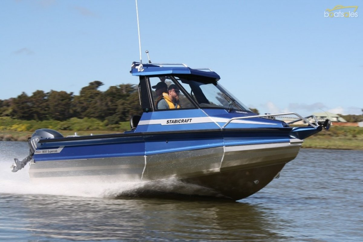 Stabicraft 1850 Supercab 2015 model !!:Not actual boat