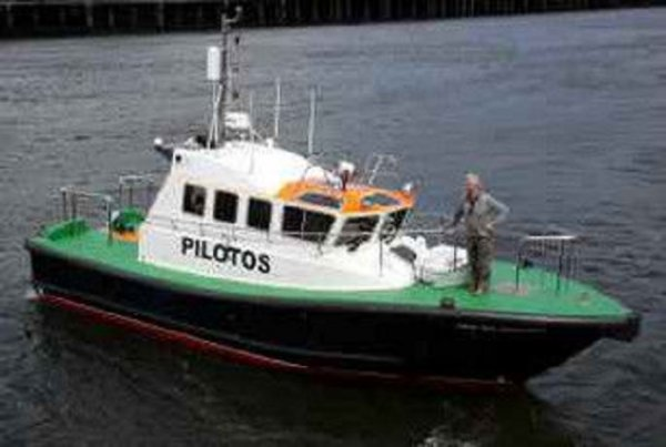New Safehaven Interceptor 38 Crew Transfer