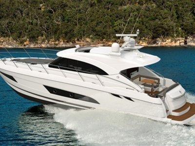 New Riviera 4800 Sport Yacht