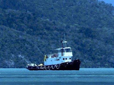 Custom 60ft Tug Boat