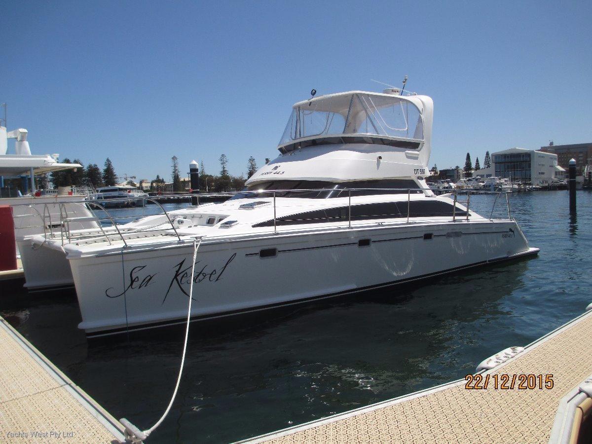 Perry Catamaran 13.5m